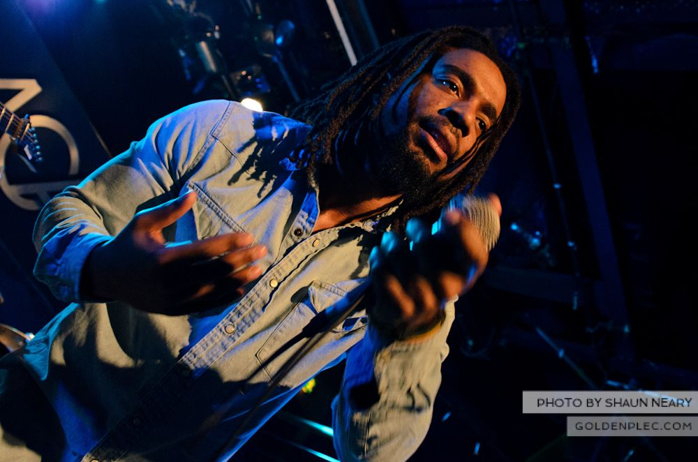 The Wailers at The Academy on October 3rd 2013-15