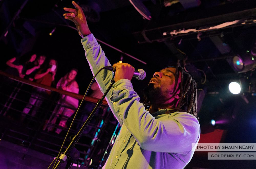 The Wailers at The Academy on October 3rd 2013-20