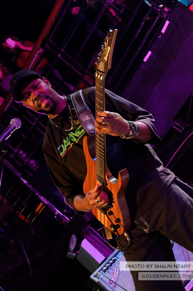 The Wailers at The Academy on October 3rd 2013-23