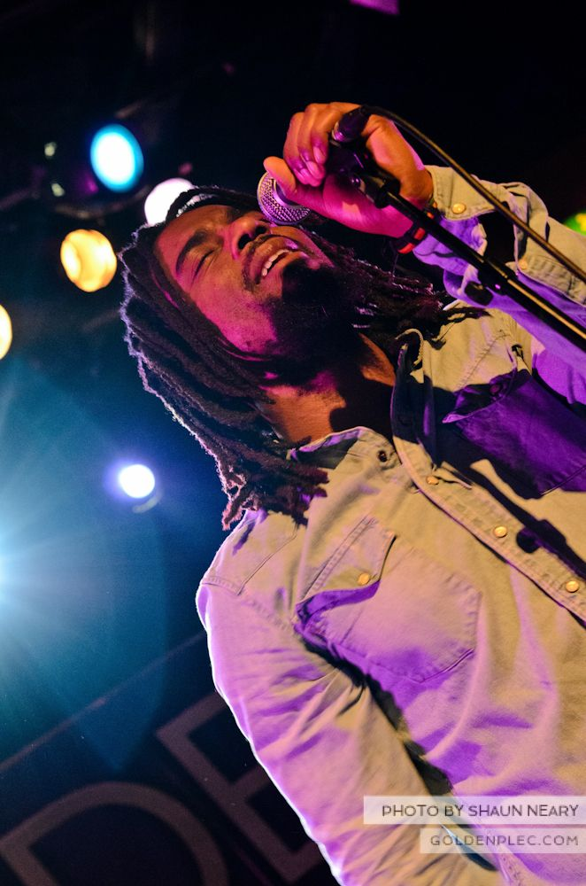 The Wailers at The Academy on October 3rd 2013-24