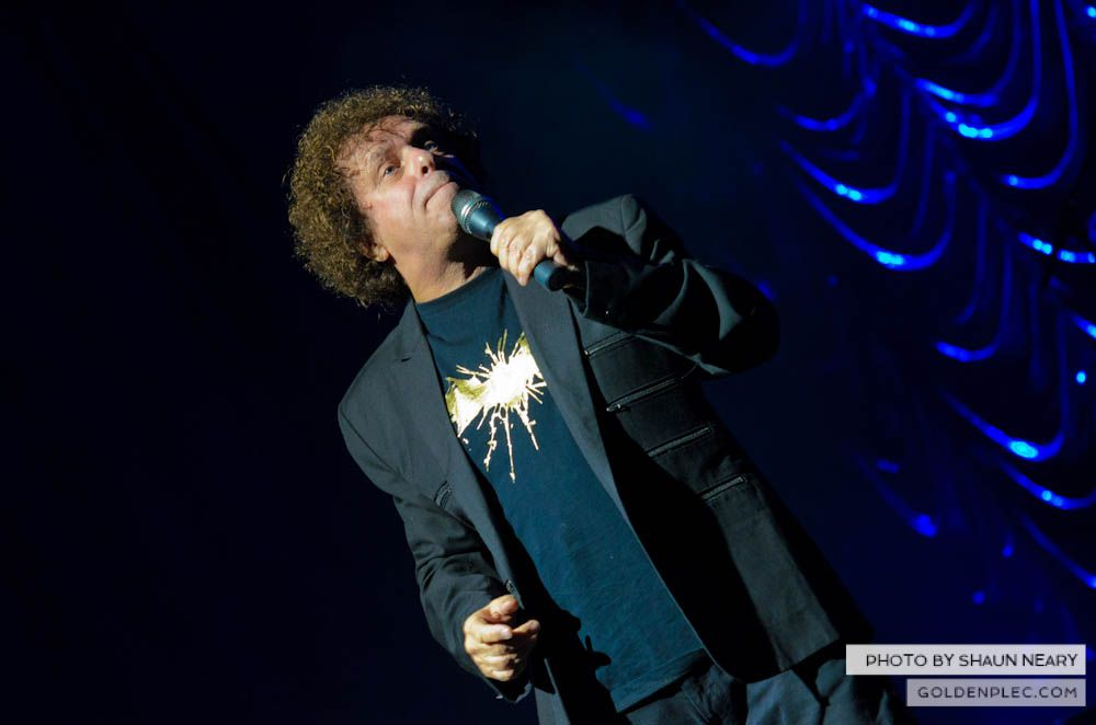 Leo Sayer at Olympia Theatre on November 3rd 2013-03