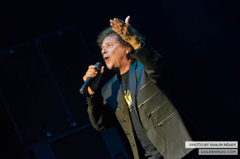 Leo Sayer at Olympia Theatre on November 3rd 2013-07