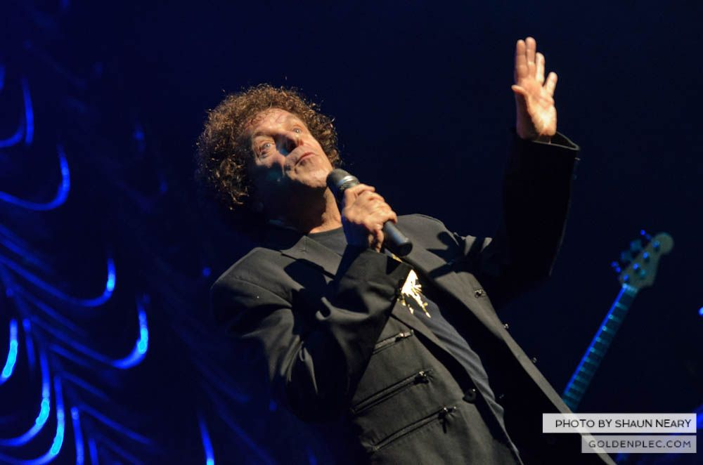 Leo Sayer at Olympia Theatre on November 3rd 2013-11