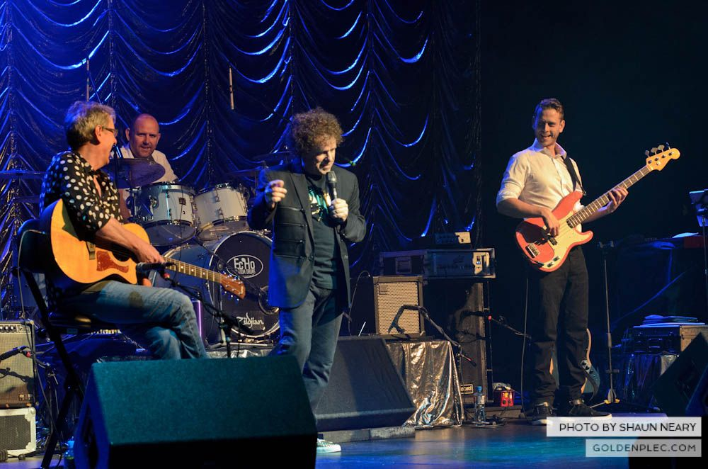 Leo Sayer at Olympia Theatre on November 3rd 2013-14