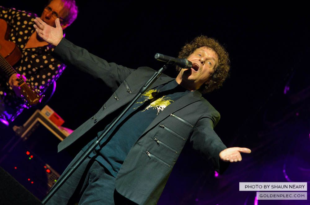Leo Sayer at Olympia Theatre on November 3rd 2013-27