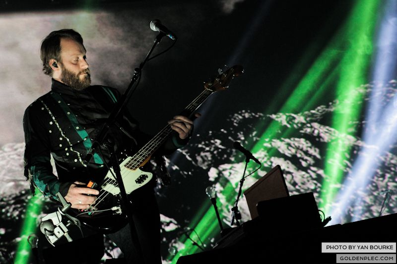 Sigur Ros at The O2 on 16-11-2013 by Yan Bourke-15