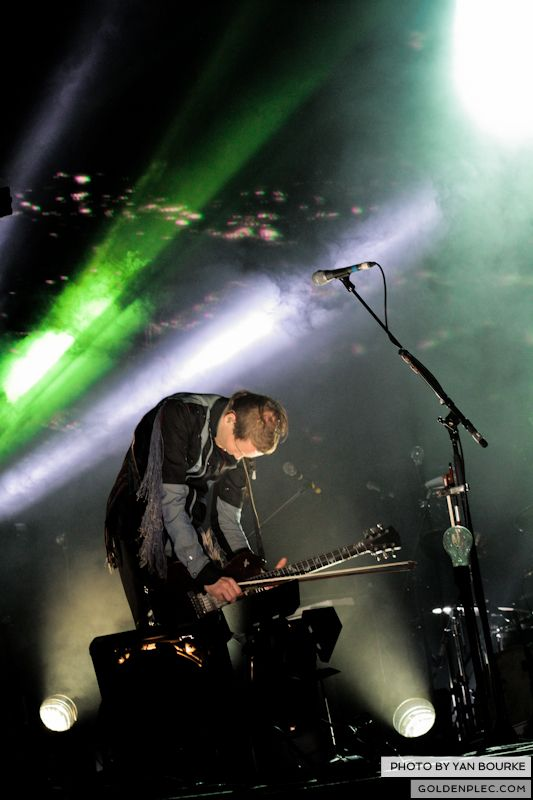 Sigur Ros at The O2 on 16-11-2013 by Yan Bourke-16