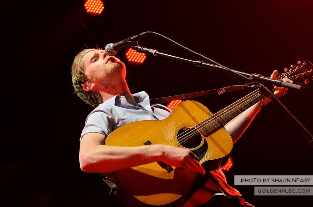 The Lumineers at The o2 Dublin on November 21st 2013-16