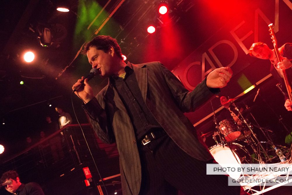 Electric Six at The Academy, Dublin on November 30th 2013-13