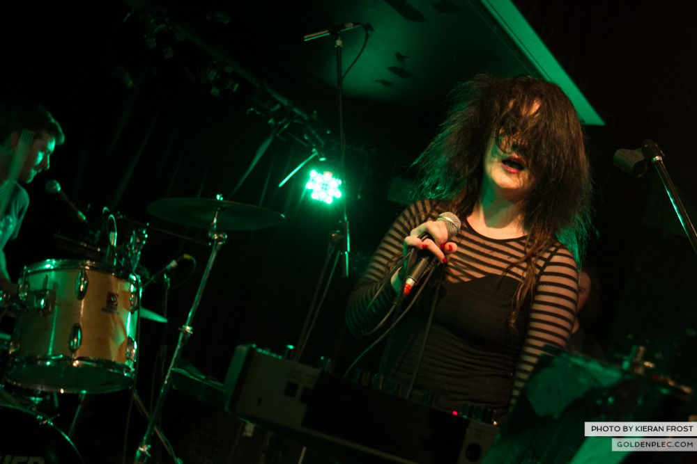 Fight Like Apes at Whelans by Kieran Frost