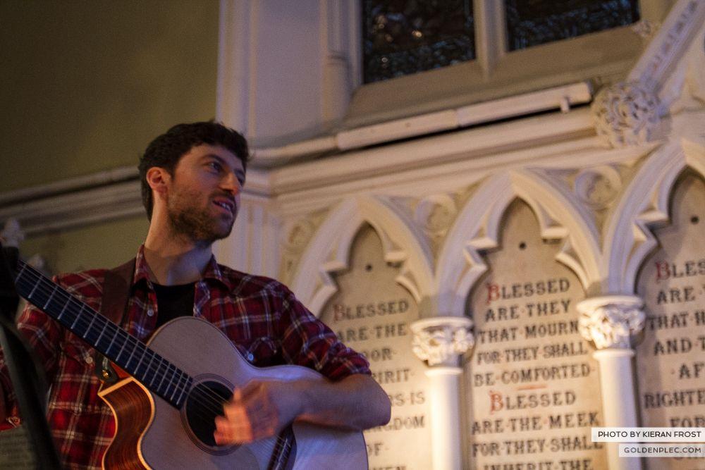 Delorentos at the Unitarian Church by Kieran Frost