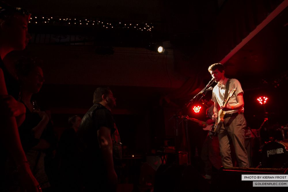 Bouts at Whelan's by Kieran Frost