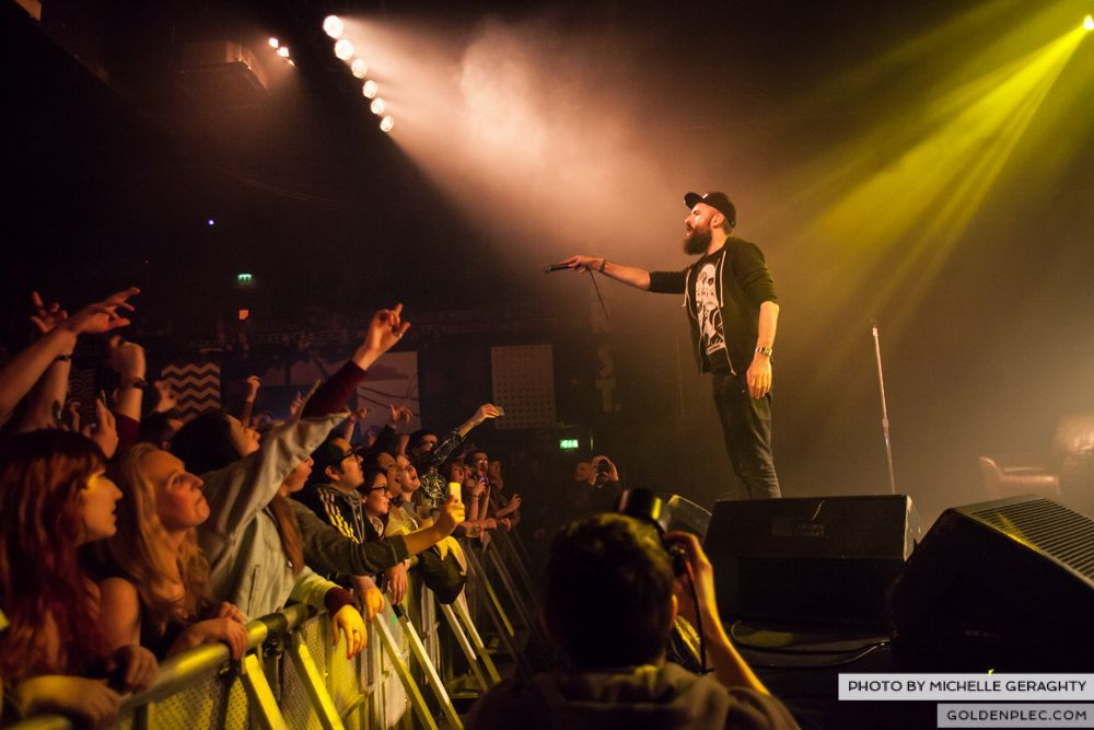 Dan Le Sac vs Scroobius Pip at Vicar Street by Michelle Geraghty-8530