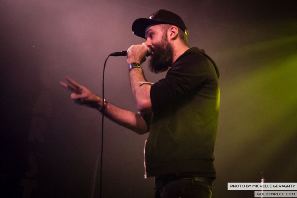 Dan Le Sac vs Scroobius Pip at Vicar Street by Michelle Geraghty-8547