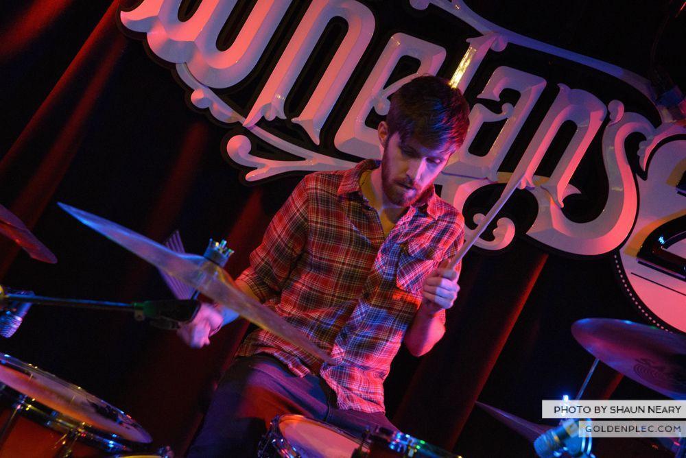 Girl Band at Whelans, Dublin on February 8th 2014-06