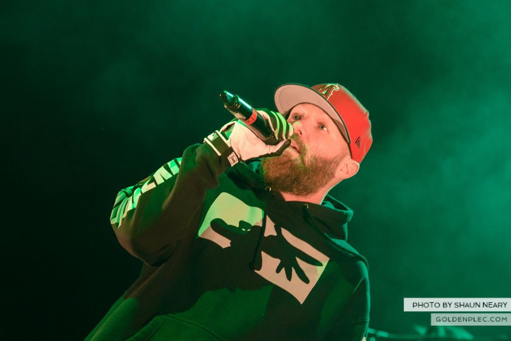 Limp Bizkit at The Olympia Theatre, Dublin on February 11th 2014-05