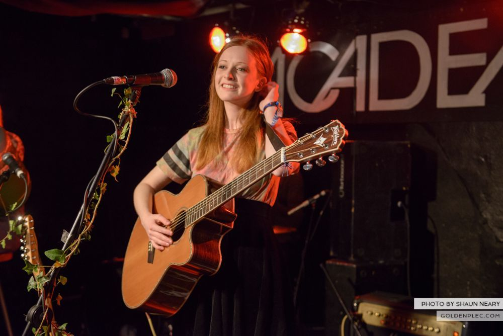 Orla Gartland at The Academy 2, Dublin on February 22nd 2014-08
