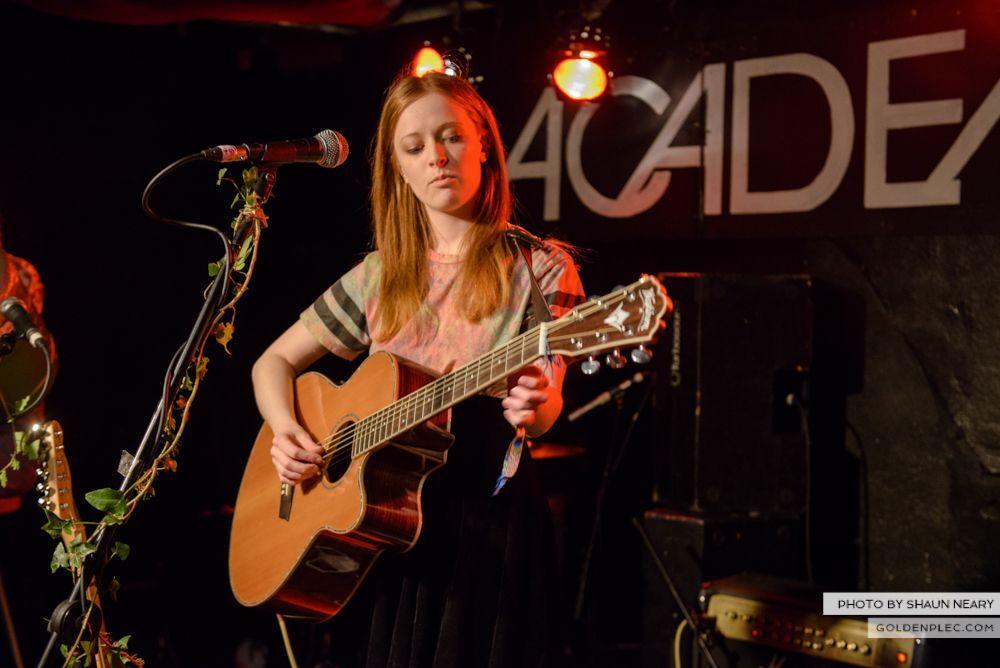 Orla Gartland at The Academy 2, Dublin on February 22nd 2014-09