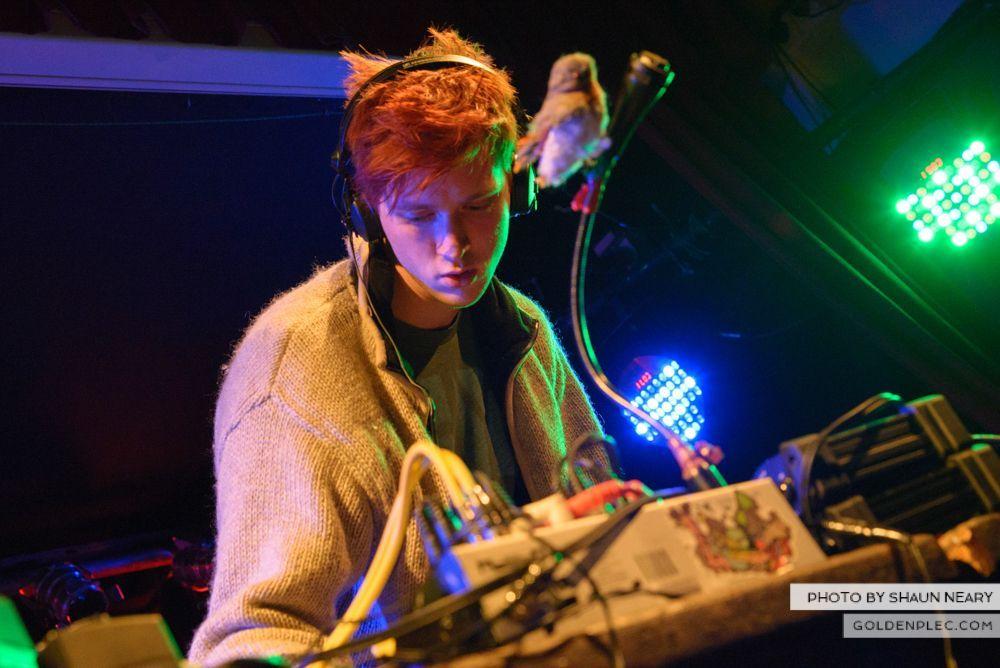 Simon Bird at Whelans, Dublin on February 8th 2014-08