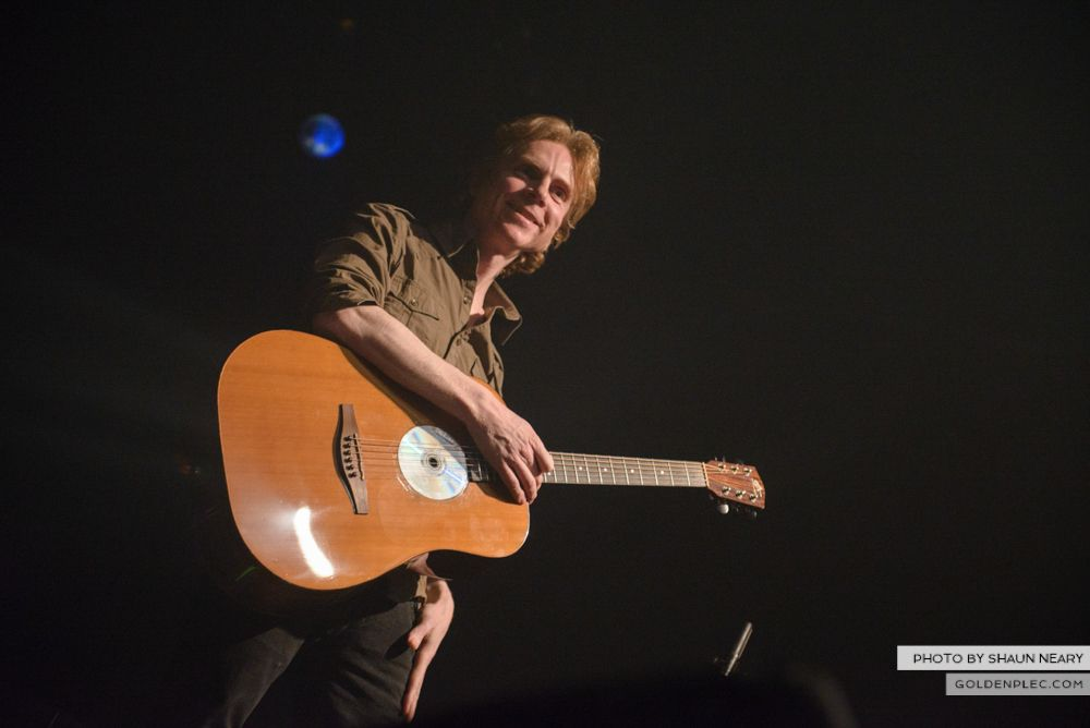 [CONCERT] The 4 Of Us at Vicar Street, Dublin on march 1st 2014-03