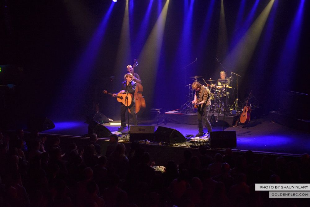 [CONCERT] The 4 Of Us at Vicar Street, Dublin on march 1st 2014-17