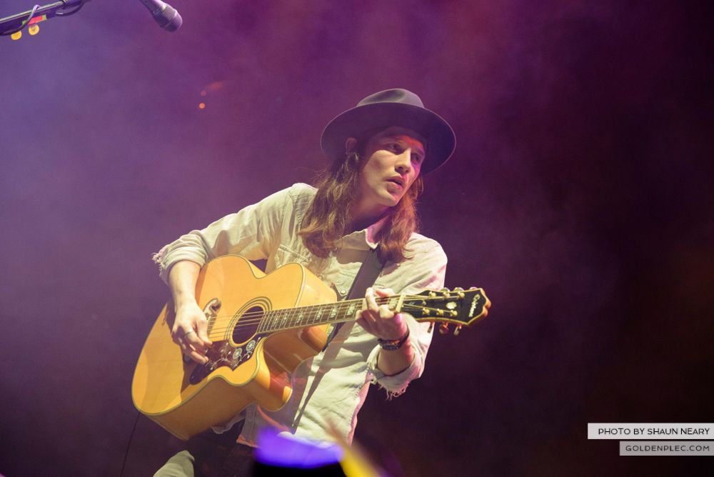 James Bay at The o2, Dublin on March 16th 2014-7