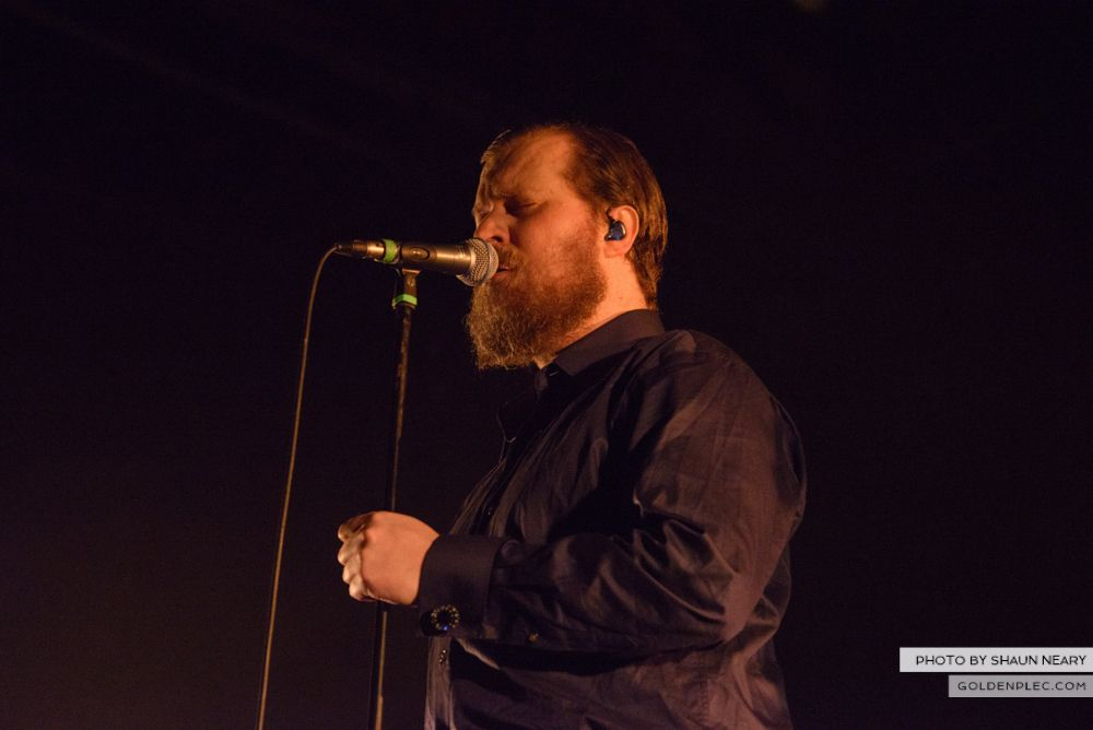 John Grant at The Olympia Theatre, Dublin on March 3rd 2014-06