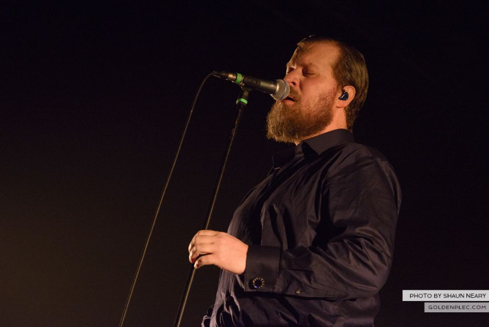 John Grant at The Olympia Theatre, Dublin on March 3rd 2014-14