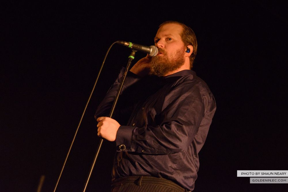 John Grant at The Olympia Theatre, Dublin on March 3rd 2014-18