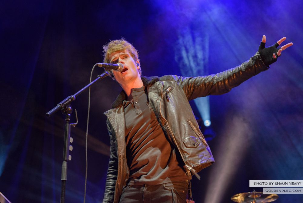 Kodaline at The o2, Dublin on March 16th 2014-01
