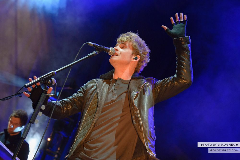 Kodaline at The o2, Dublin on March 16th 2014-06