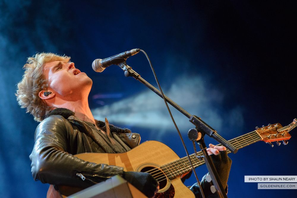 Kodaline at The o2, Dublin on March 16th 2014-12
