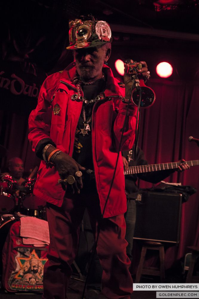Lee Scratch Perry @ Roisin Dubh on 18-3-14 (1 of 14)