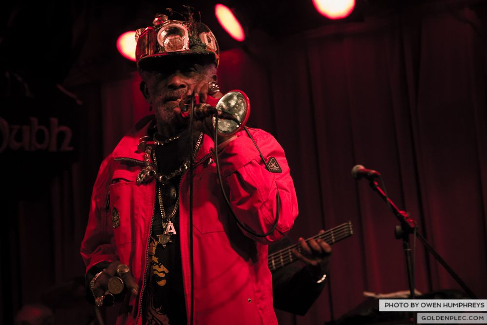 Lee Scratch Perry @ Roisin Dubh on 18-3-14 (5 of 14)