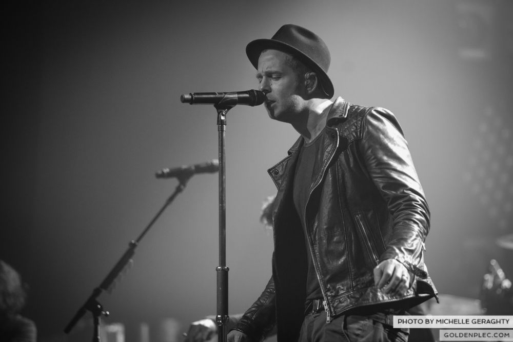One Republic at the Olympia by Michelle Geraghty-9598