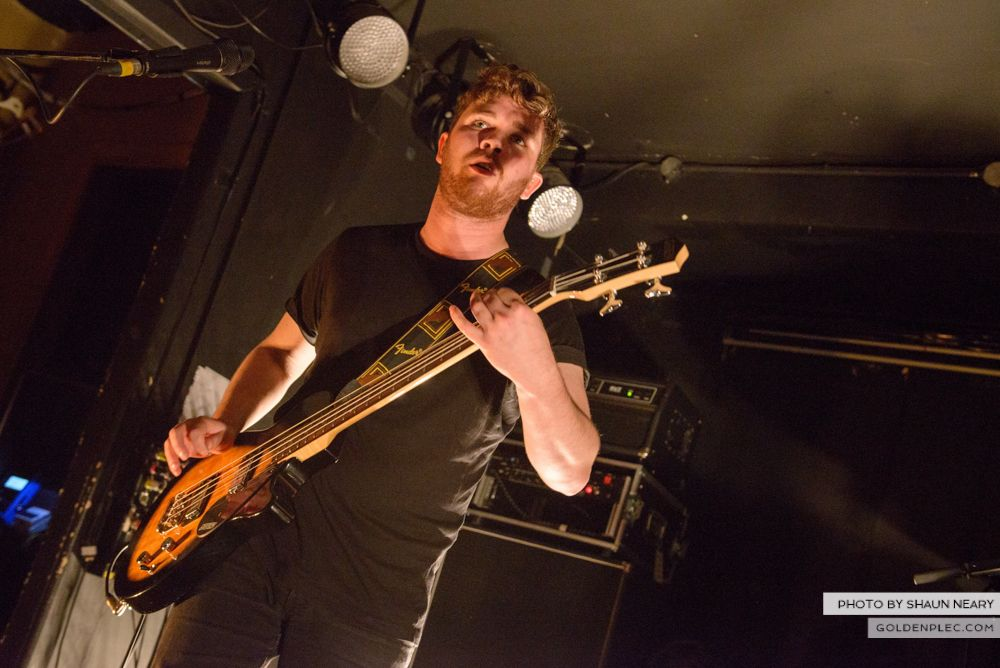 Royal Blood at The Workmans, Dublin on March 30th 2014-12