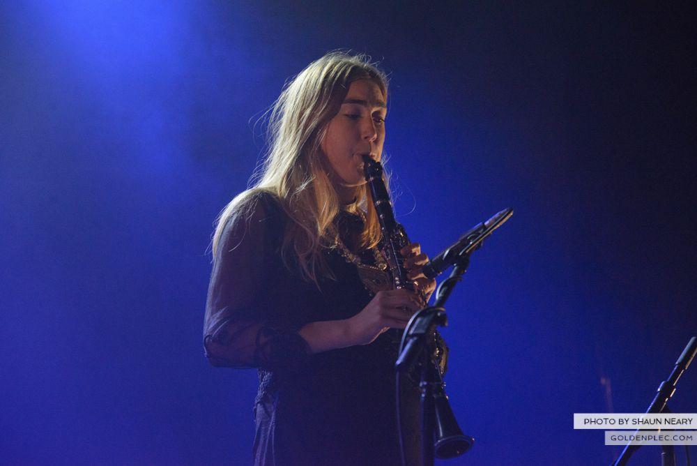SAMARIS at The Olympia Theatre, Dublin on March 3rd 2014-4
