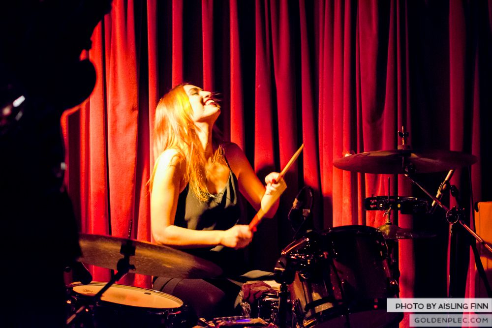THE STATICS at WHELAN'S by AISLING FINN-1-19
