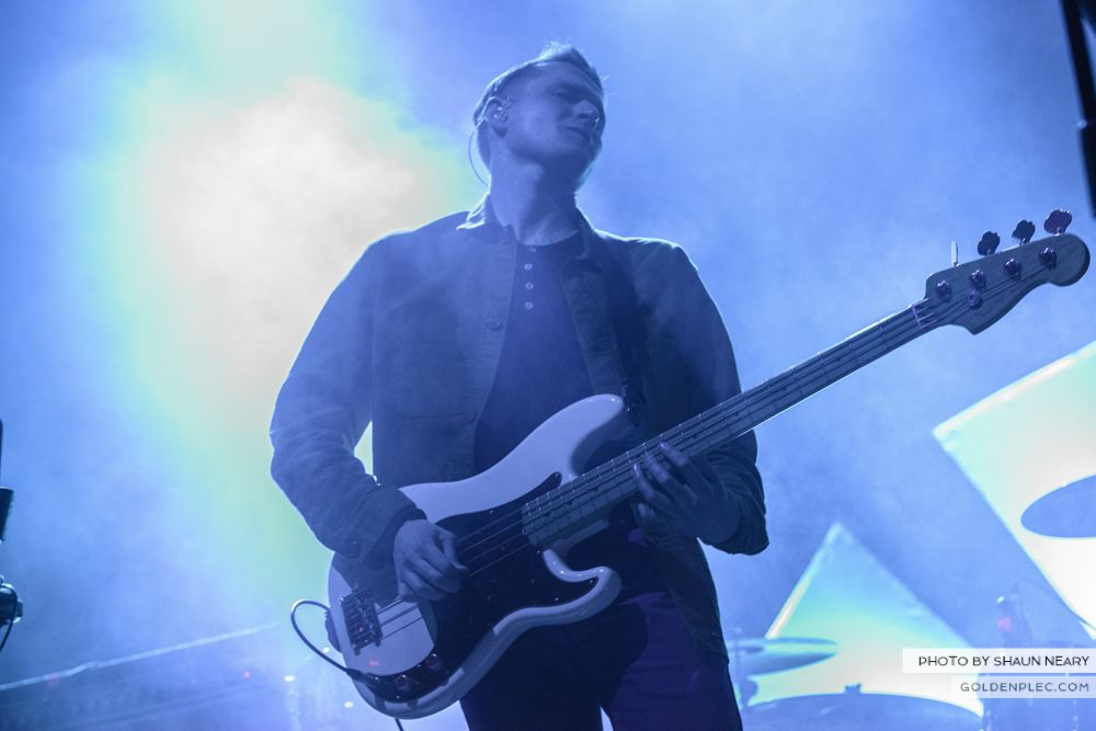 Wild Beasts at The Olympia Theatre, Dublin on March 29th 2014-10
