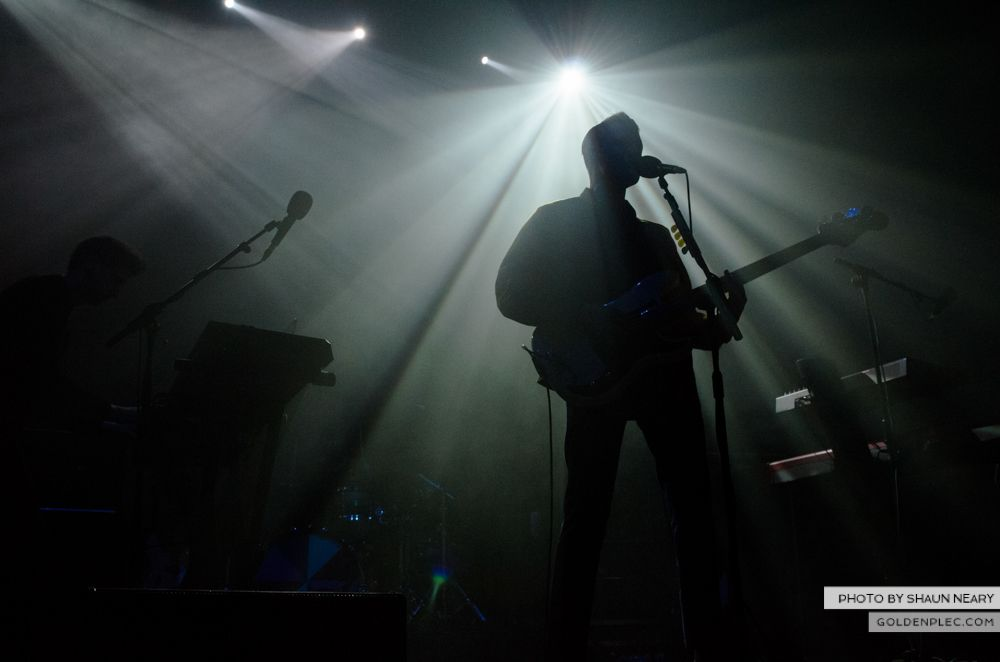 Wild Beasts at The Olympia Theatre, Dublin on March 29th 2014-11