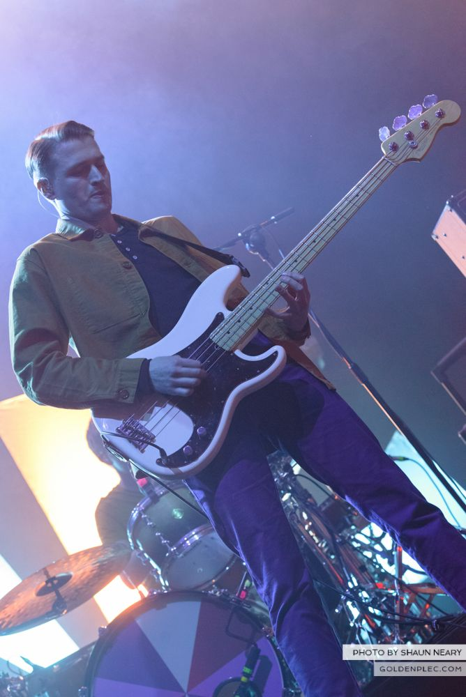 Wild Beasts at The Olympia Theatre, Dublin on March 29th 2014-14