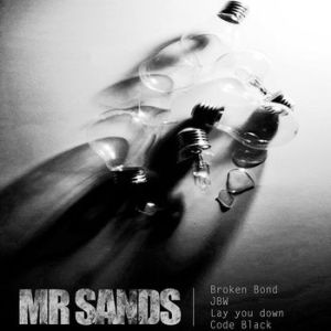 Mr.Sands – Mr.Sands EP | Review