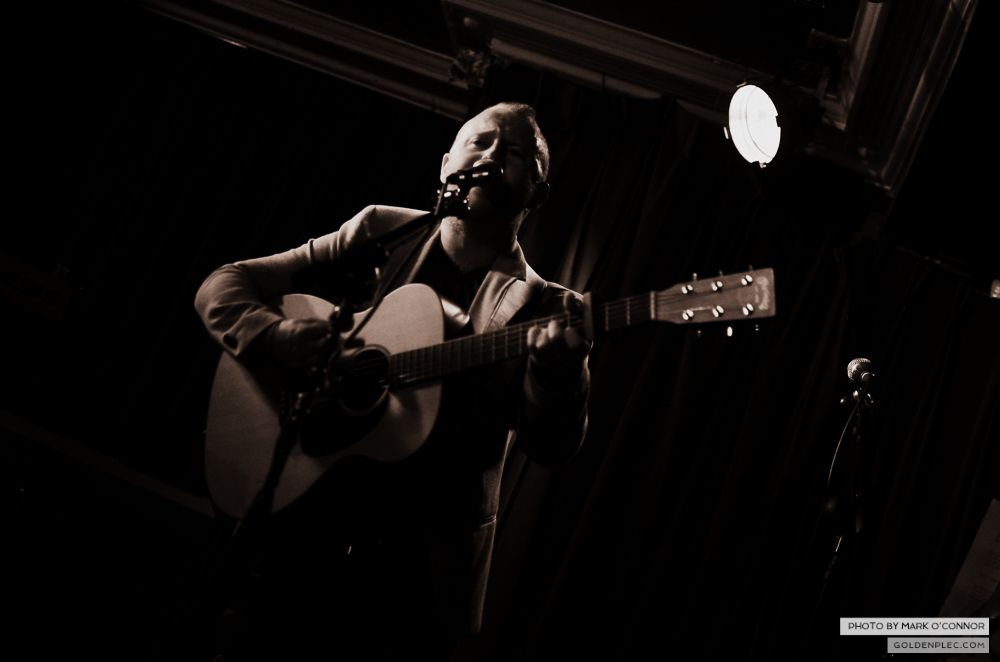 Deco Greene at whelans by Mark O' Connor
