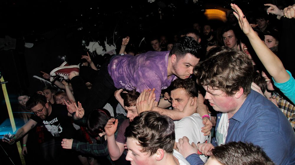 Gnarwolves in Fibbers on 03282014 By Yan Bourke 007