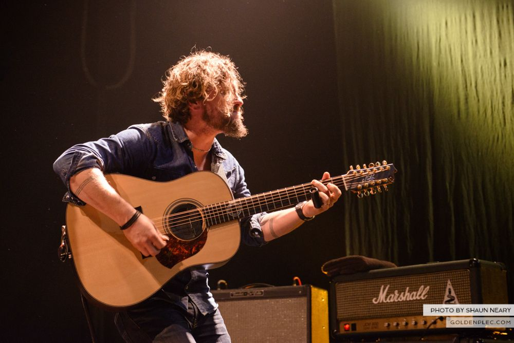 John Butler Trio at Vicar Street, Dublin on April 25th 2014 by Shaun Neary-16