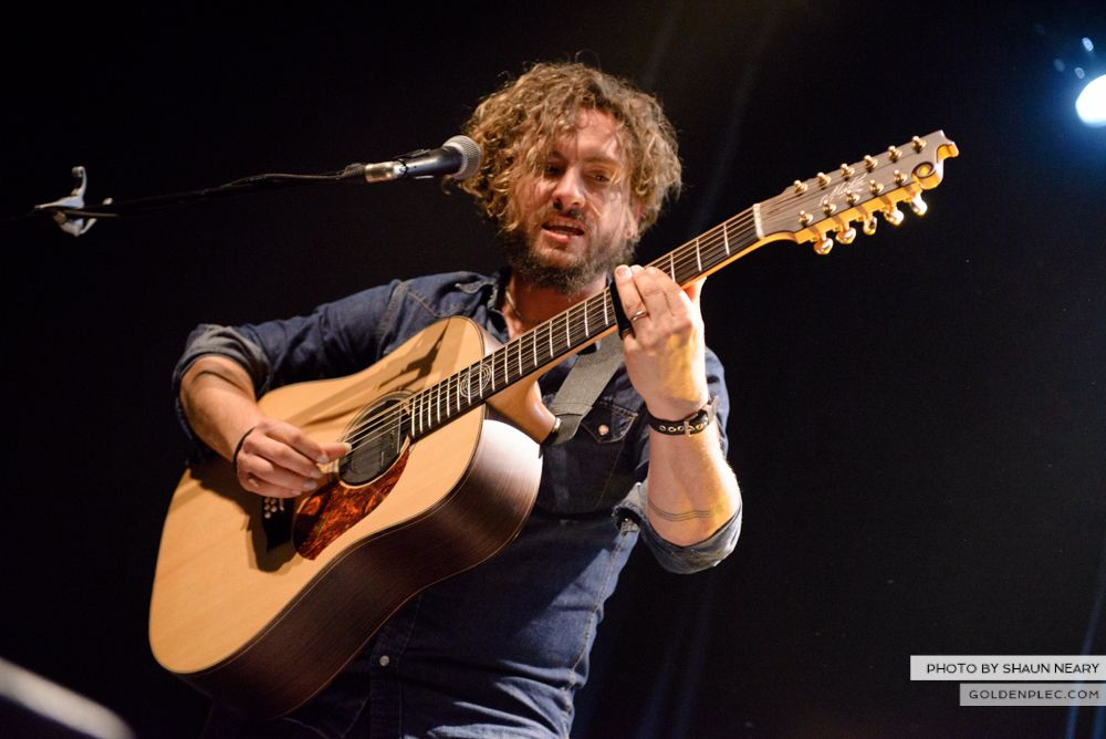 John Butler Trio at Vicar Street, Dublin on April 25th 2014 by Shaun Neary-17