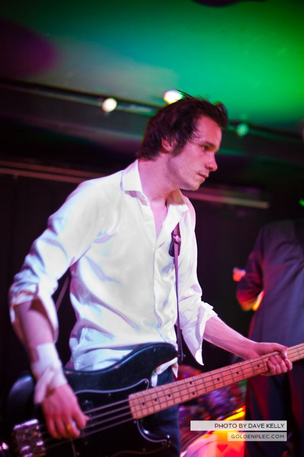 Palma Violets at The Workman's Club by Dave Kelly
