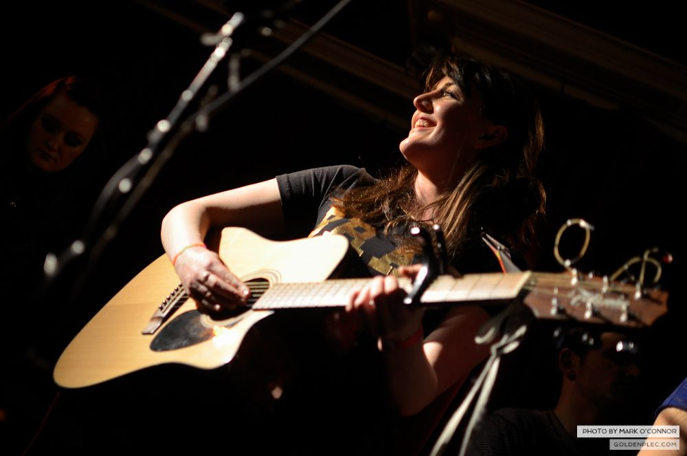 Sinead White at Whelans by Mark O' Connor