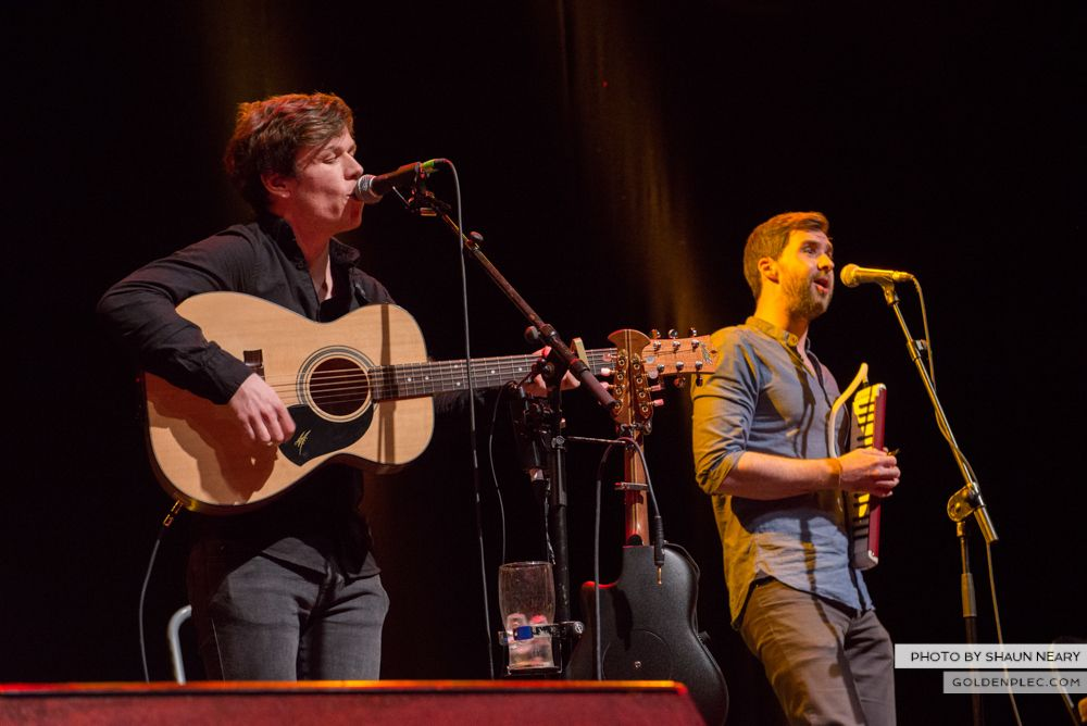 The Young Folk at Vicar Street, Dublin on April 5th 2014 by Shaun Neary-1