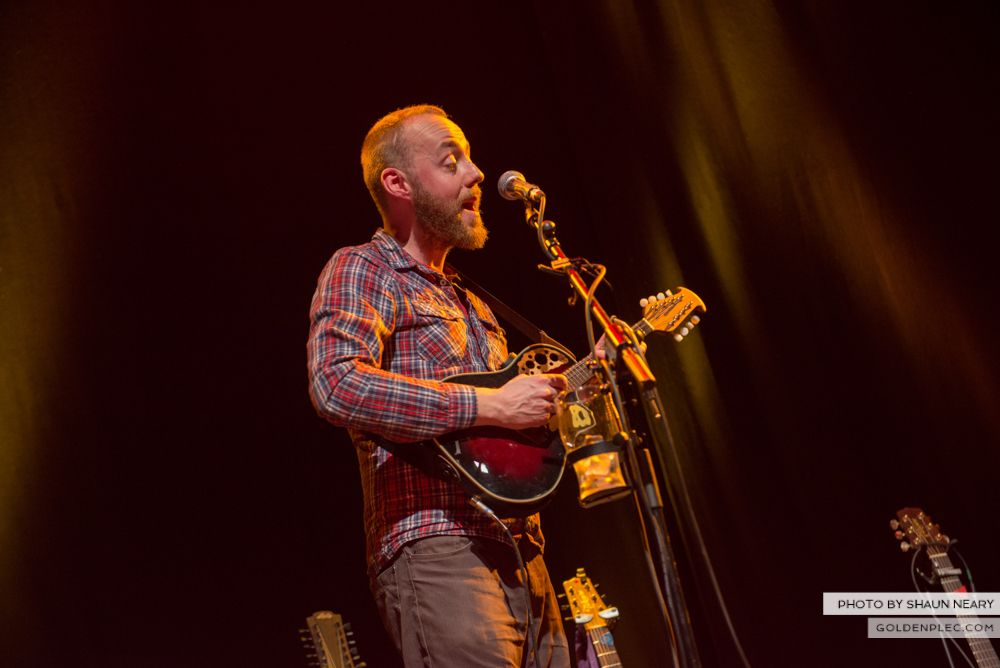 The Young Folk at Vicar Street, Dublin on April 5th 2014 by Shaun Neary-3